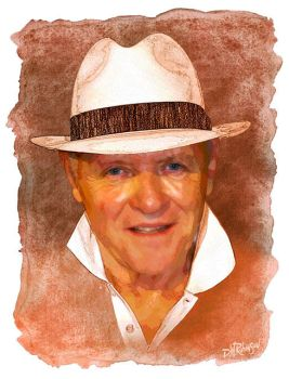 Anthony Hopkins by wooden-horse