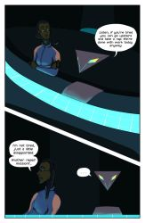 XENOPLANT: Chapter 1 - Page 2 by Nefepants