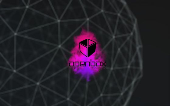 Openbox wallpaper by Moustafard
