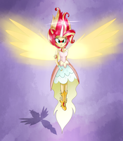 Daydream Shimmer- The Magic of Friendship~ by MLP-Firefox5013
