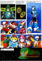 Megaman X Absolute Madness INTRO Pag. 3 by ZaxsSouven