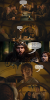 The Hobbit - Not on the menu by yourparodies