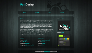 Portfolio by PasiDesign