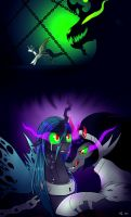 Nightmare of the Queen by Yula568