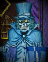 The Ghost With The Hatbox by clonetrooper66