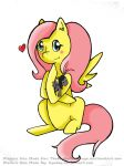 TheOneCalledOmega Request: Fluttershy 2 by Xyaddy