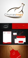 Estacionario Churrastuga by TheDpStudio