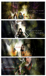 The Walking Dead Collection by VaLeNtInE-DeViAnT