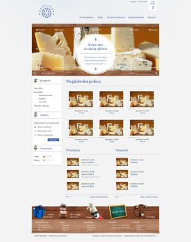 Cheese shop by Daedhor