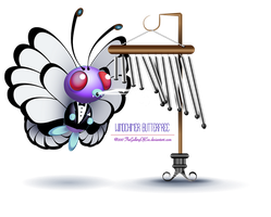 Windchimer Butterfree
