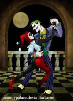 Arkham Danse Macabre by memorypalace