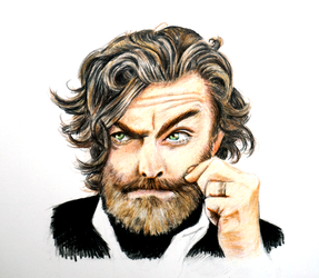 Timothy Omundson by tripperfunster