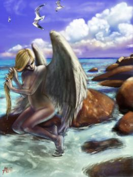 Angel Waters by sigma19