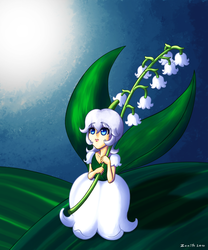 Lily of the valley by Zenith30000