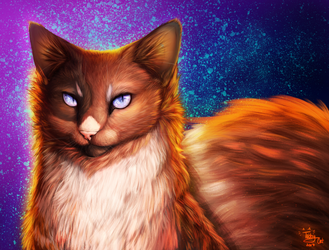 || Otterstream - Commission || by TabbyCat0066