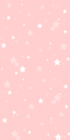 Pink Stars Background (F2U) by DominickLuhr