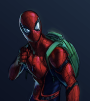 Spidey by PkBlitz