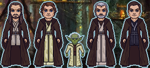 Force Ghosts (Jay's Story) by Legodecalsmaker961