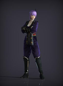 Ayane by UndeadMentor