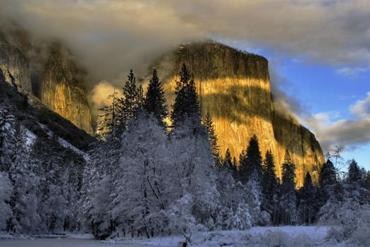 Yosemite Winter 2009 8 by ECaputo