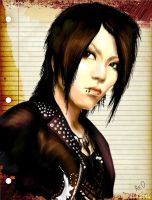 Gazette Aoi by MagicReO