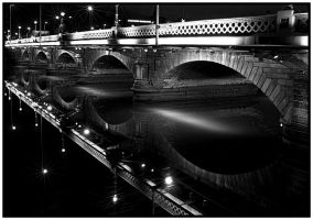 Queen's Bridge, Belfast by belfast-steve