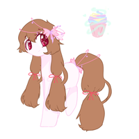 Chocolate Cupcake Party ref sheet by Chocolate-party29102