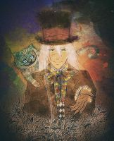 Mad Hatter (Finished) by acrevan