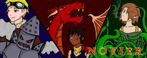 Novier Banner by rach-the-whit