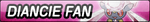Diancie Fan Button by fyrfox12