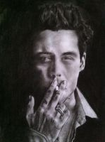 Johnny Depp by Veruxxx