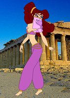 Jewel of Ancient Greece by SelenaEde