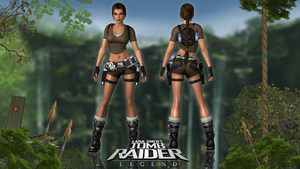 [Mod] Next Gen Tomb Raider Legend Beta by isagiiirlyB