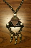 The Forger of Strength Necklace by LeviathanSteamworks