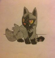 Poochyena by Butterfree99