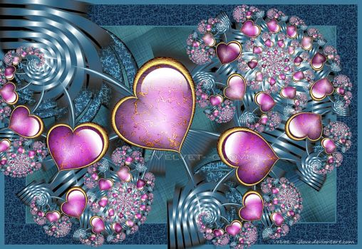 Woven Together With Love by Velvet--Glove