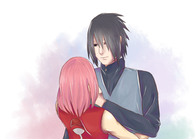 Sasusaku ~ His Return by naruto3119