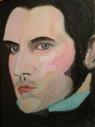 Richard Crispin Armitage North  South John Thornt by natallymp