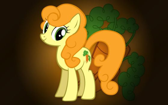 MLP - Carrot Top by JoeHellser