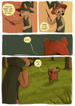 Little Wolf and Black Cat - 20 [END] by Detrah