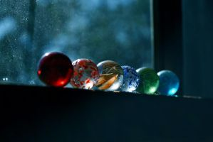 marbles by kylieGOESggrrrr