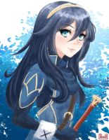 Lucina by Elver-Lee