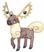 stantler evo - adopted