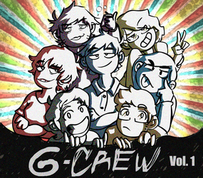 G-Crew | Vol.1 by xxsuperfire