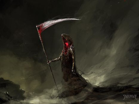 Shadowgate: Death awaits by ChrisCold