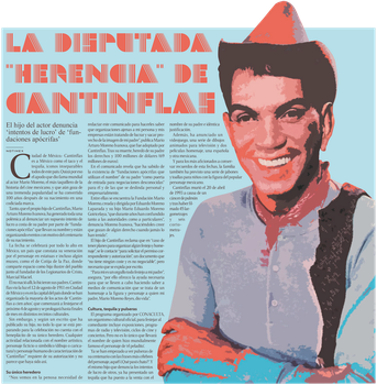 Cantinflas by MrCastor88