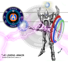 The Legend Armor, Powered by skywarp-2