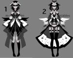 Blind princess outfit adoptable batch  CLOSED by AS-Adoptables