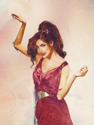 'Real Life' Megara by JirkaVinse