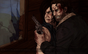 Rickyl commission by DeerAzeen